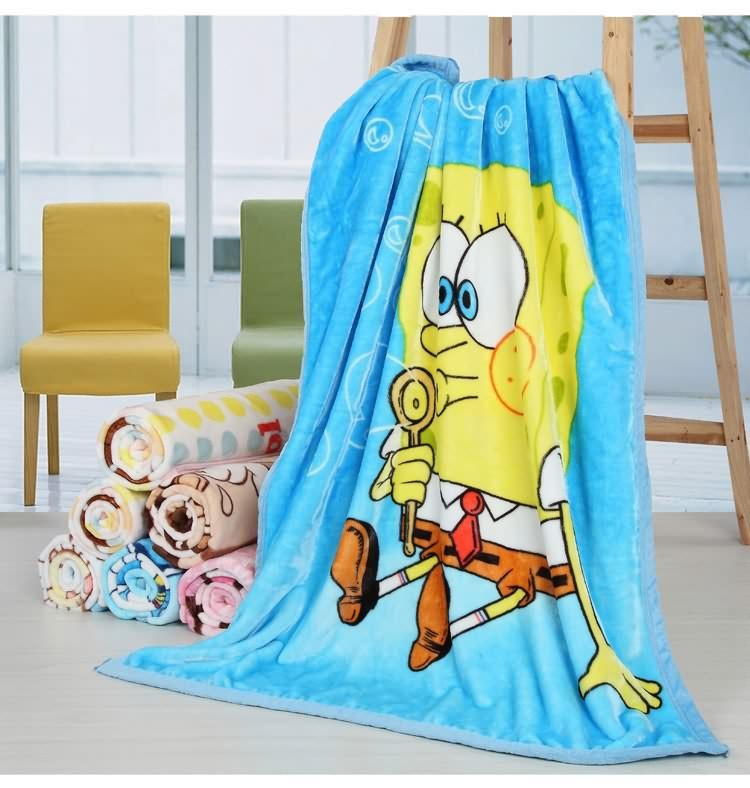 Flannel fleece blanket  NEW